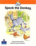 *LILA:SS:S4: SPOCK THE DONKEY (LITERACY LAND)
