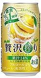 アサヒ 贅沢搾り レモン 缶 350ml×24本