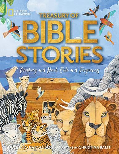 Treasury of Bible Stories (English Edition)