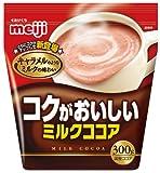 コクがおいしいミルクココア 300g×5個