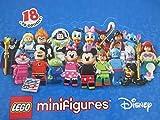 レゴ ミニフィグ シリーズ ディズニー 全18種 ミニフィギュア