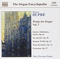 Dupre - Organ Works, Vol 7 (1999-03-29)