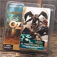 McFarlane Toys Club Exclusive Twisted Land of Oz: Flying モンキー and Munchkin