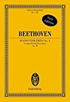 Piano Concerto No. 4: G Major/G-dur/sol Majeur Op. 58