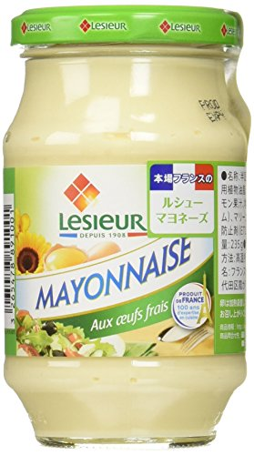 Lesieur(ルシュ―) マヨネーズ(瓶)
