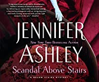 Scandal Above Stairs (Below Stairs Mysteries)