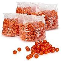 Veska V8060 High Grade Paintballs.68 Caliber,Orange,2000 Count [並行輸入品]