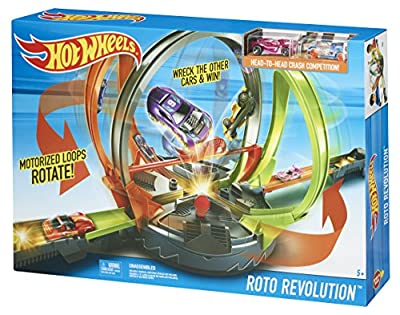 Hot Wheels Roto Revolution Trackset