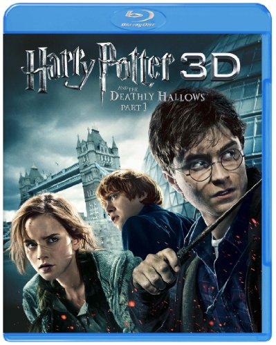 ハリー・ポッターと死の秘宝 PART1 3D & 2D ブルーレイセット(2枚組) [Blu-ray]の詳細を見る