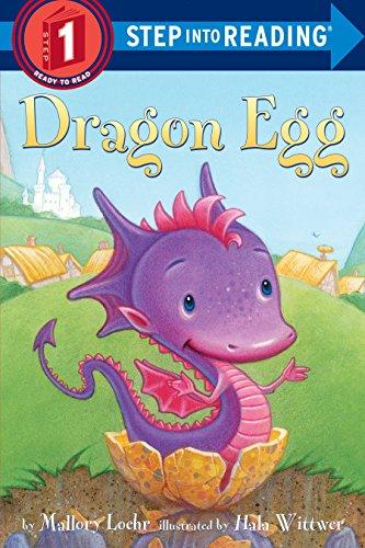 Dragon Egg (Step into Reading)の詳細を見る