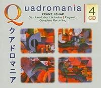 Das Land Des Lachelns Paganini Complete Recording by F. Lehar