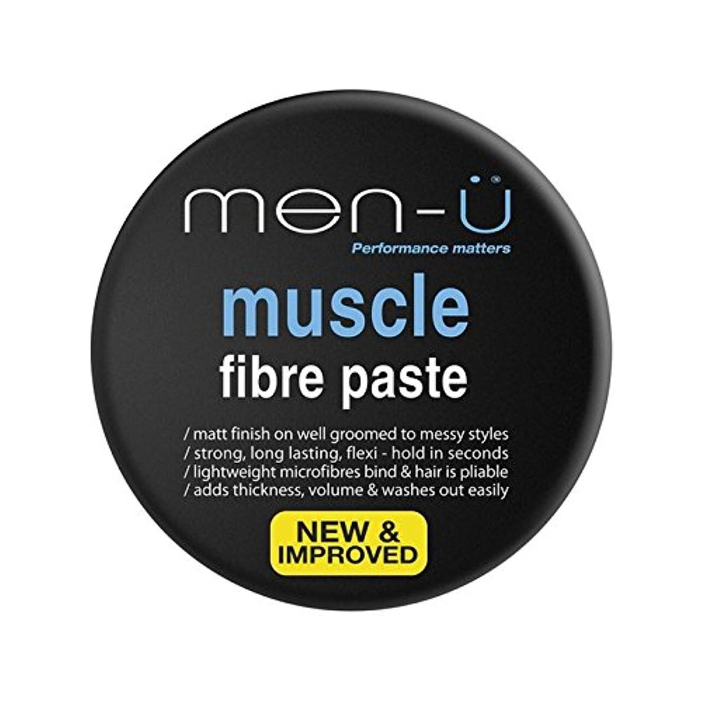 ひねくれたスピーカー観察するMen-? Muscle Fibre Paste (100ml) - 男性-?筋線維ペースト(100ミリリットル) [並行輸入品]