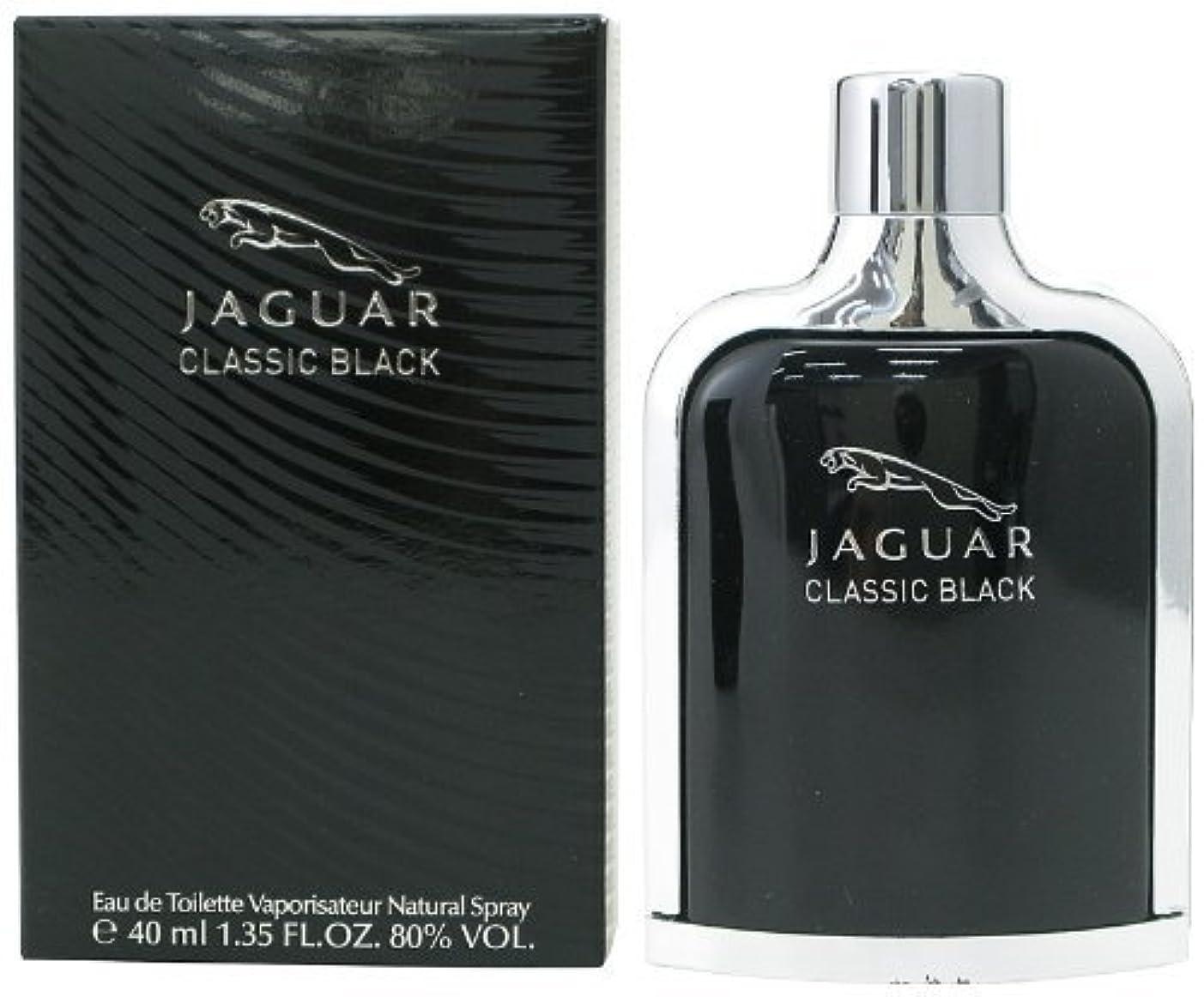 繊毛恐れ生む【ジャガー】ジャガー クラシック ブラック EDT?SP 100ml (並行輸入品)