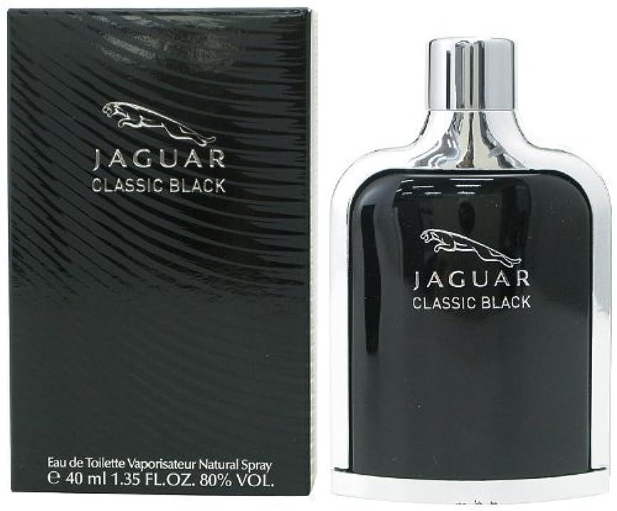 完璧な知覚的見える【ジャガー】ジャガー クラシック ブラック EDT?SP 100ml (並行輸入品)