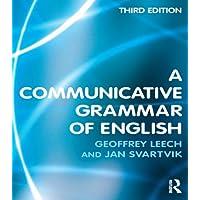 A Communicative Grammar of English (English Edition)