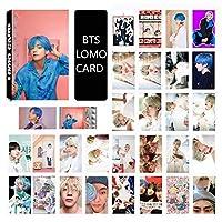 BTS - MAP OF THE SOUL PERSONA - PHOTO CARD SET メンバー選択 - LOMO CARD 防弾少年団 トレカ フォトカードセット30枚 (V)