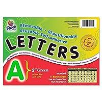 Pacon Letters 2-Inch Green-12 (0051654) [並行輸入品]