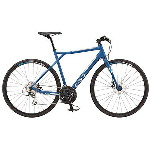 GT(ジーティー) クロスバイク グレ-ド FB コンプ 700C ブルー 48サイズ