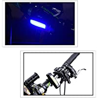 Merssavo 防水USB充電式自転車バイクCOB LEDフロントリアテールランプライト新しい