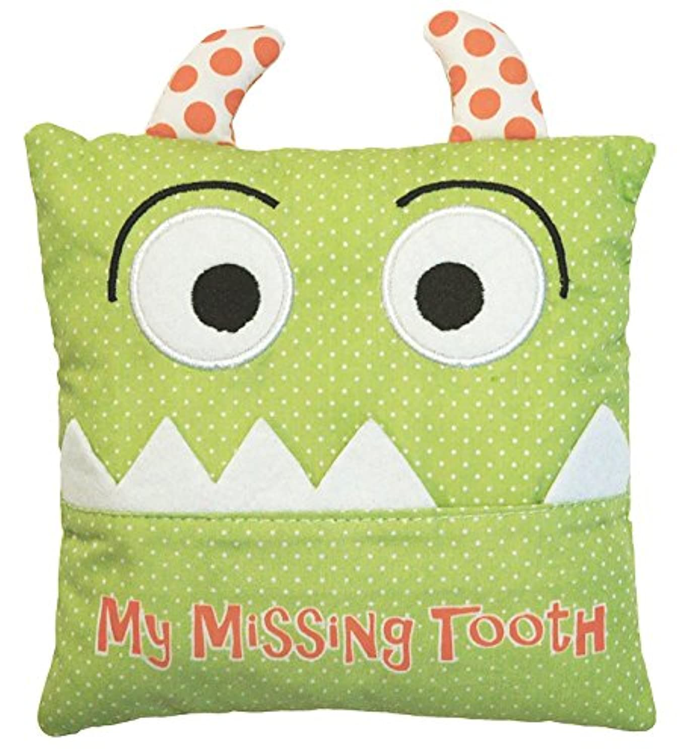 [アルマデザイン]Alma's Designs Little Green Tooth Fairy Pillow by Almas Designs TFP-004 [並行輸入品]