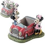 ガーデニング ガーデニング雑貨 プランター 植木鉢 ディズニー CAR ミッキー&ミニー SD-5461