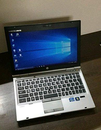 【中古】 HP EliteBook 2560p LV722PA#ABJ / Core i5 2540M(2.6GHz) / HDD:250GB / 12.5インチ