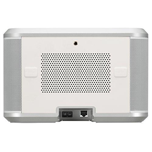 ヤマハ ワイヤレスストリーミングスピーカー WX-030 アンプ内蔵 Wi-Fi Bluetooth 対応 ブラック WX-030(B)