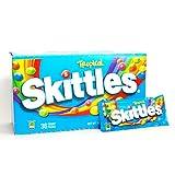 Skittlesスキットルズ トロピカル フルーツキャンディー 61.5g×2袋セット