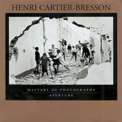 Henri Cartier-Bresson (Masters of Photography Series)の詳細を見る