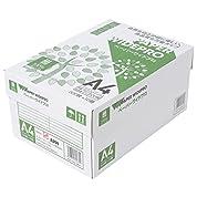 コピー用紙 A4 ペーパーワイドプロ 日本色 紙厚0.09mm 5000枚(500×10) AIK011