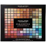 [Revolution ] 革命196色アイシャドウパレット - Revolution 196 Colour Eye Shadow Palette [並行輸入品]