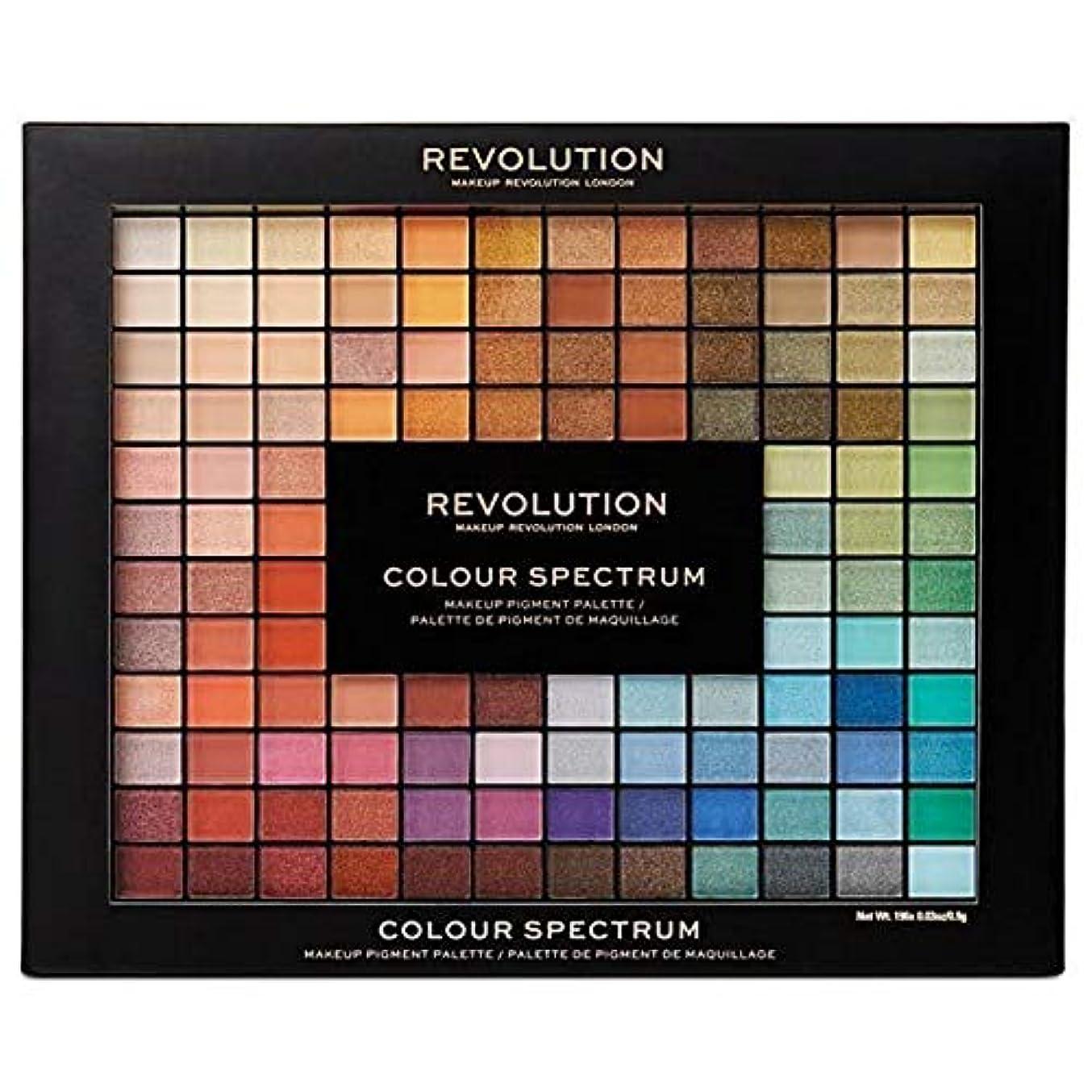 ささいなブロック粒子[Revolution ] 革命196色アイシャドウパレット - Revolution 196 Colour Eye Shadow Palette [並行輸入品]