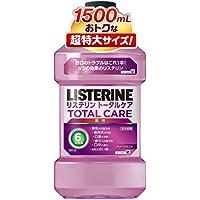 【Amazon.co.jp限定】【大容量】薬用 LISTERINE リステリン トータルケア 1500ml [医薬部外品]