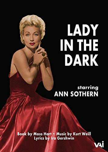 Lady in the Dark - 1954 TV Production [DVD] [Import]