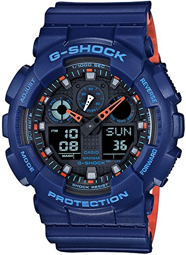 [カシオ]CASIO 腕時計 G-SHOCK Layered Color Series GA-100L-2AJF メンズ
