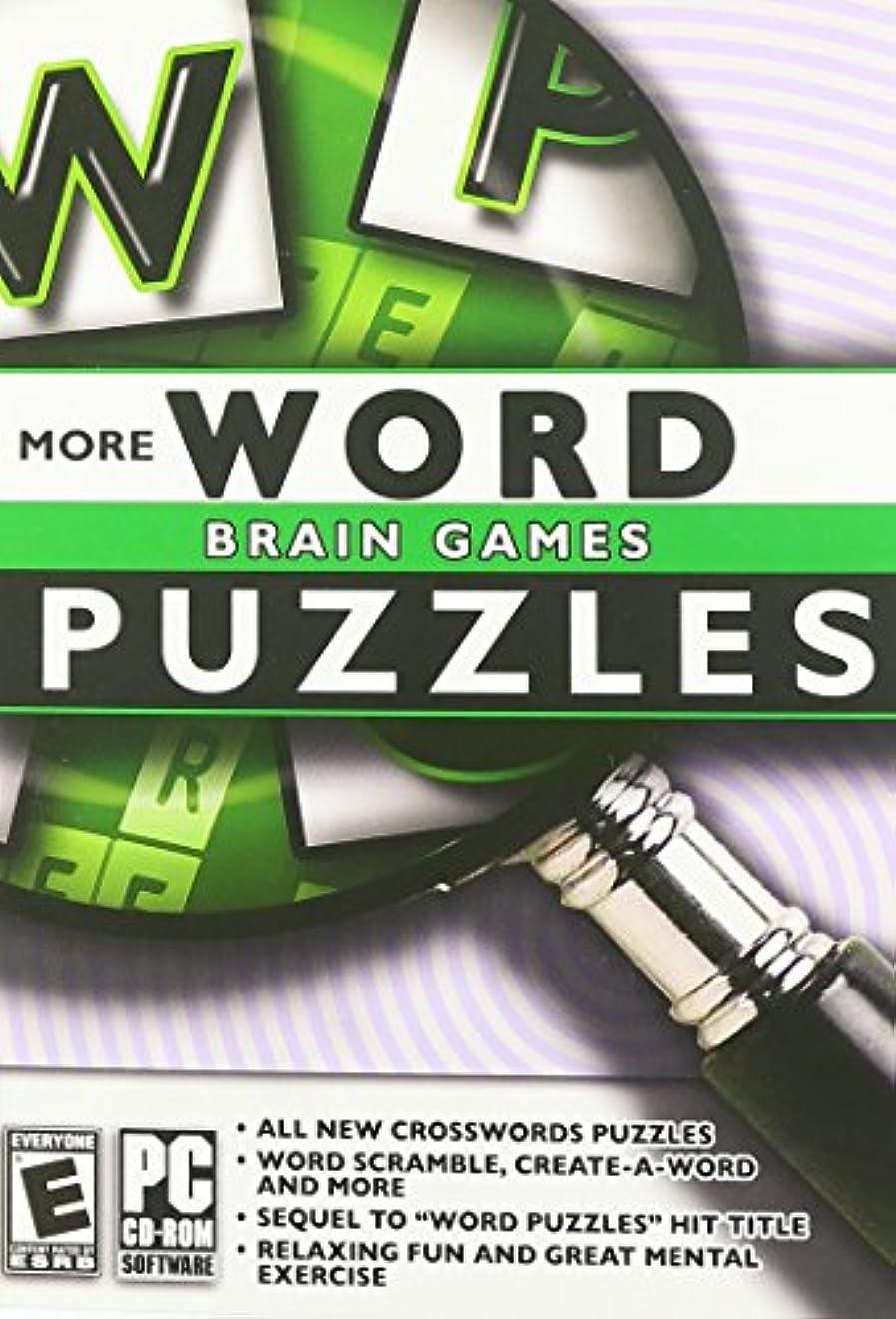 ばかげたブレンド西部Brain Games: More Word Puzzles (輸入版)