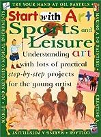 Sports & Leisure,Start W/Artpb (Start With Art)