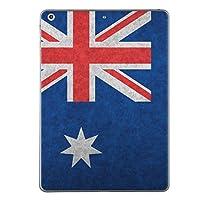 iPad mini mini2 mini3 共通 スキンシール retina ディスプレイ apple アップル アイパッド ミニ A1432 A1454 A1455 A1489 A1490 A1491 A1599 A1600 タブレット tablet シール ステッカー ケース 保護シール 背面 人気 単品 おしゃれ オーストラリア 外国 国旗 011713