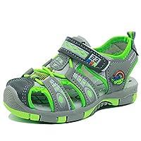 UBELLA サンダル 男の子 キッズ 子供靴 ビーチサンダル 軽量 通気 つま先を保護 歩きやすい スポーツ