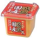 【爆下げ】神州一味噌 国産減塩 500gが激安特価!