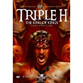 WWE トリプルH キング・オブ・キングス(2枚組) [DVD]