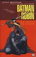 Batman vs (Batman & Robin (Paperback))