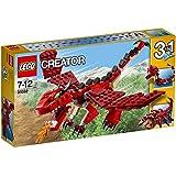 レゴ クリエイター 31032 ファイヤードラゴン