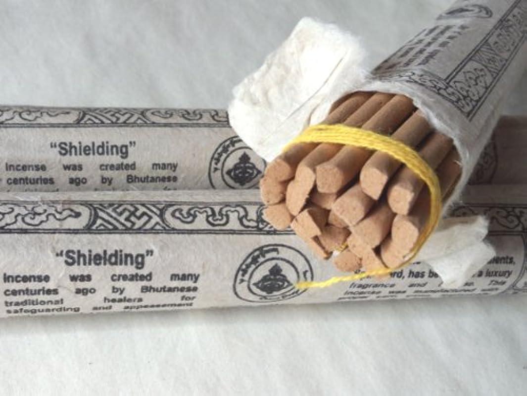 防衛黙認する穀物チミ香/シェルディング  ツルシ ペ   Shielding  Tshul-Zhi-Poe  25本入り