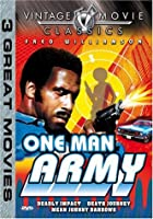 Fred Williamson: One Man Army / [DVD] [Import]