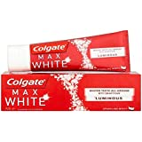 [Colgate ] コルゲート最大白い光輝くミントホワイトニング歯磨き粉75ミリリットル - Colgate Max White Luminous Sparkling Mint Whitening Toothpaste...