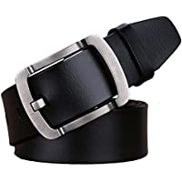 JingHao A3 Designer Mens Belts Genuine Leather Casual Belt Size S-6XL