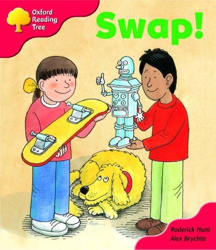 Swap!(Oxford Reading Tree)の詳細を見る