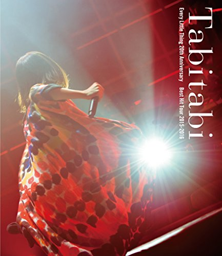 Every Little Thing 20th Anniversary Best Hit Tour 2015-2016 ~Tabitabi~ [Blu-ray]の詳細を見る