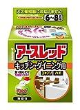 【第2類医薬品】アースレッド キッチン・ダイニング用6~8畳 1個